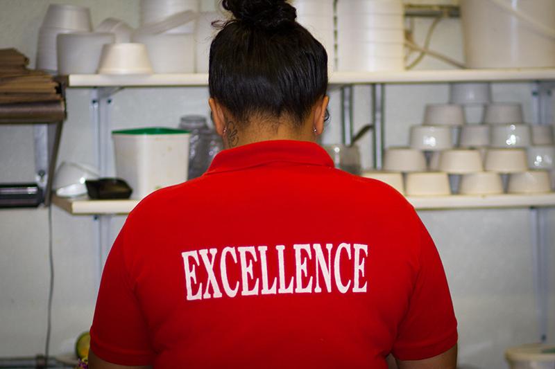 Tantes Island Cusine Excellence Shirt